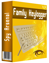 Family Keylogger box